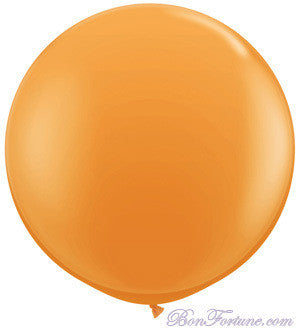 Giant Round Balloon-Orange