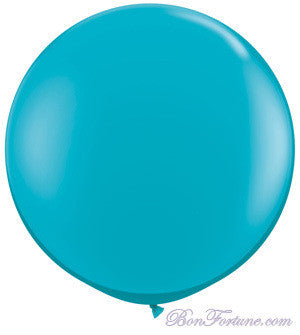 Giant Round Balloon-Teal