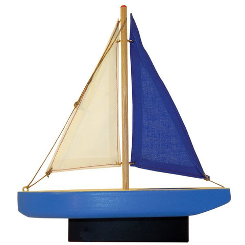 German Handcrafted Sail Boat