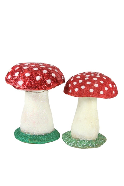 Sparkly Magical Toadstool Cachettes