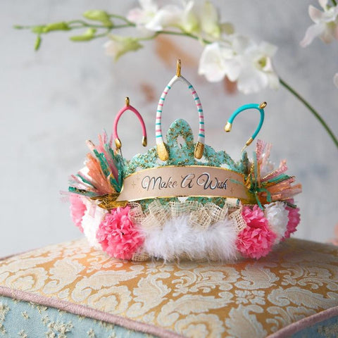 Make A Wish Tiara