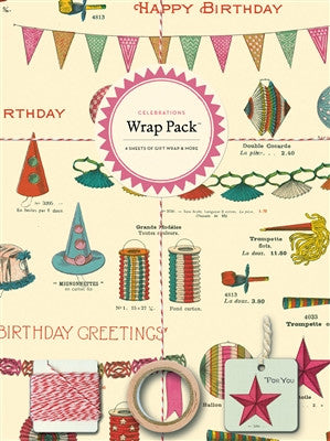 Celebration Wrap Pack