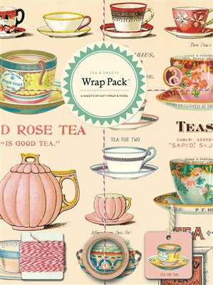 Tea & Sweets Wrap Pack