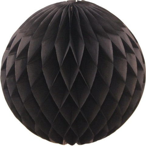 Black Honeycomb Ball