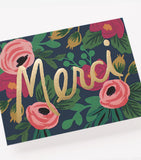 MERCI ROSA CARD