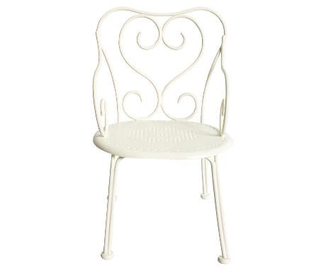 Romantic Chair-Off White
