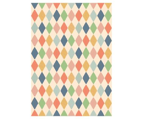 Gift Wrap Multi-Harlequin