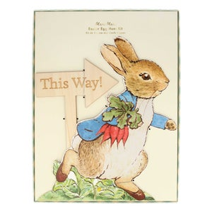 Peter Rabbit & Friends Egg Hunt Kit