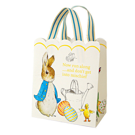 Beatrix Potter Easter Treat Bags