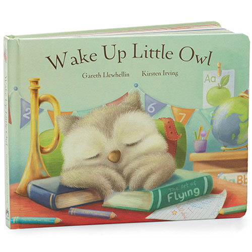 Wake Up Little Owl.
