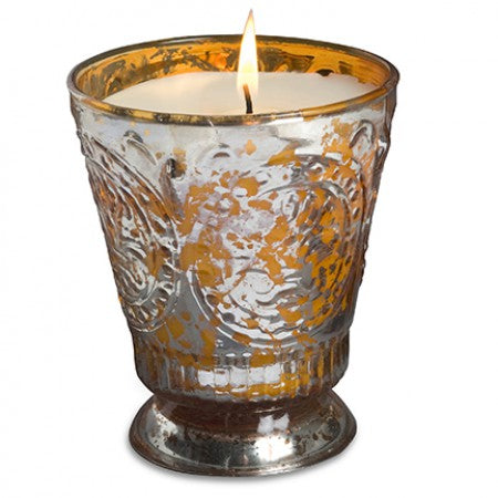 Fleur de Lys Soy Candle-Orange Grove