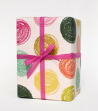 PARTY DOTS WRAPPING SHEETS