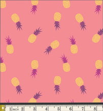 Load image into Gallery viewer, Ananas Sorbet Fabric, Sirena Collection by Bonnie Christine For Art Gallery Fabrics