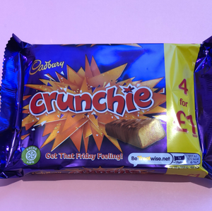Crunchie (4 pack)