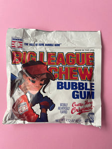Big League Chew Girl Power Pouch