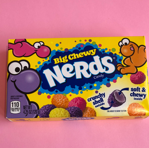 Big Chewy Nerds Theater Box
