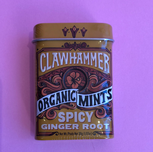 Mints: Spicy Ginger Root