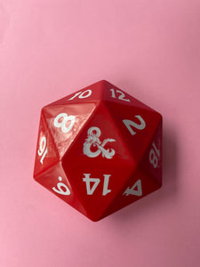 Dungeons & Dragons +1 Cherry Potion Candy Tin