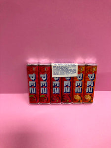 Pez reload (sleeve of 6)
