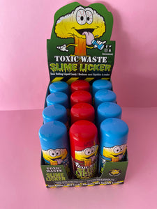 Toxic Waste Slime Licker - Blue Razz
