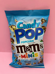 Candy Pop Popcorn - M&M minis