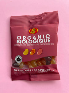 Jelly Belly -Organic 10 flavour bag