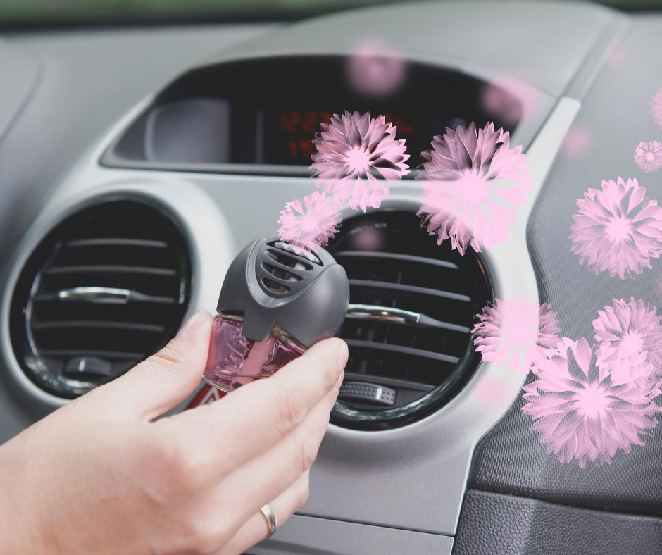 3 SIMPLE TIPS TO KEEP YOUR CAR SMELL FRESH AND CLEAN