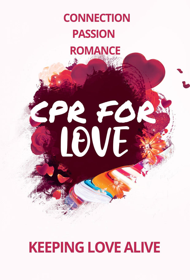 CPR Card Deck: A card deck to reconnect and recharge your relationship.