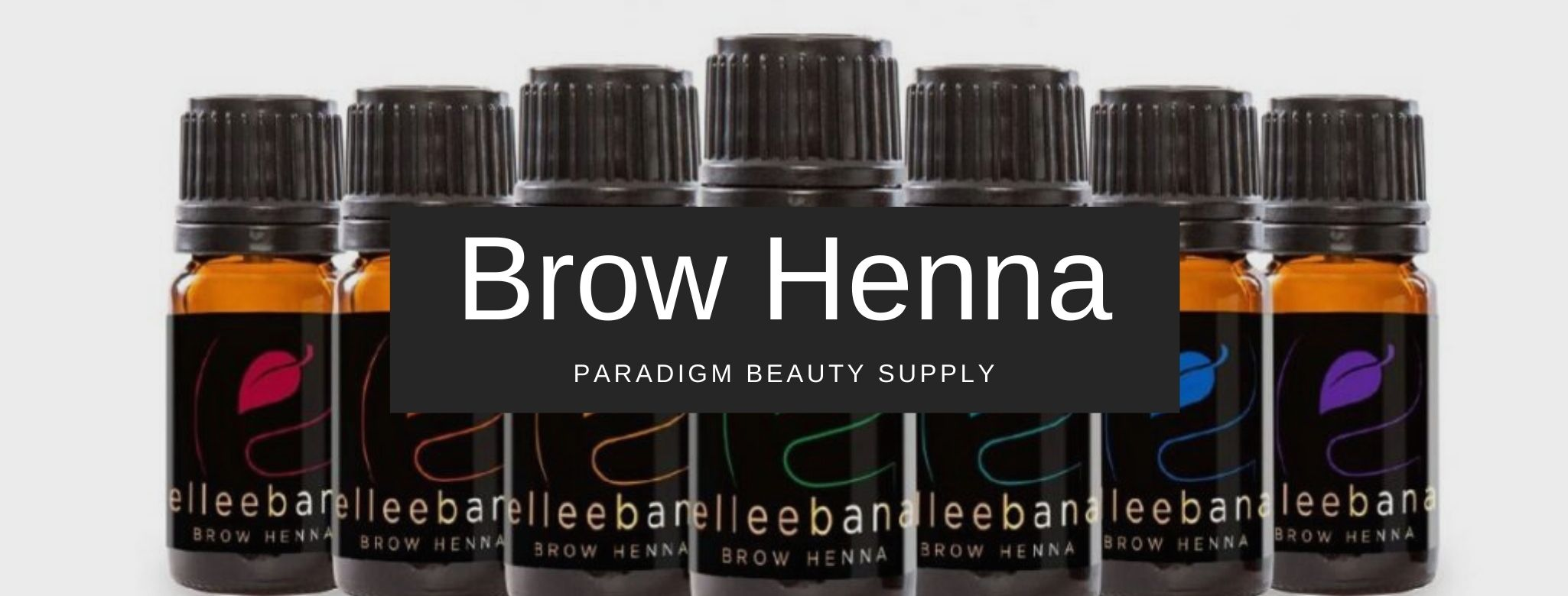 Brow Henna Products