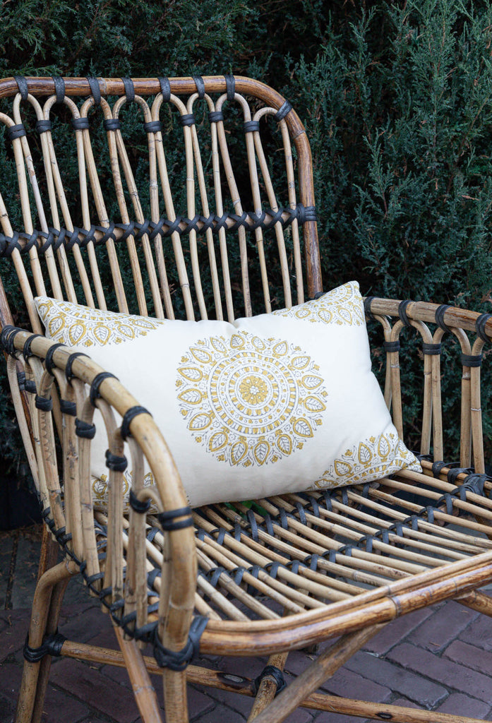 Project Westfield: Backyard Pillow