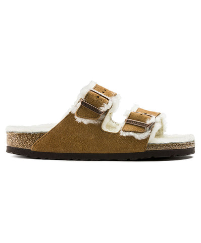 Birkenstock Women's Arizona Suede Leather