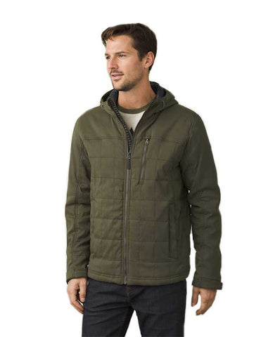 prAna Men's Zion Quilted Jacket