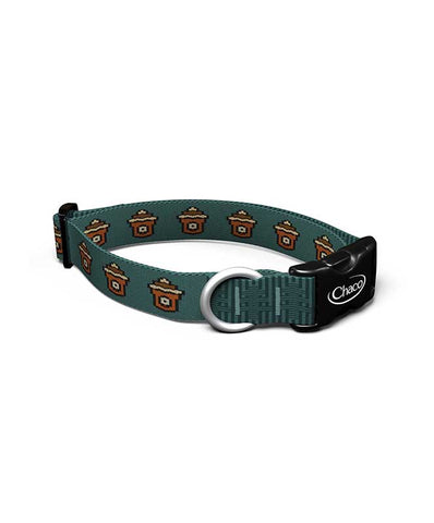 Chaco Dog Collar Smokey the Bear