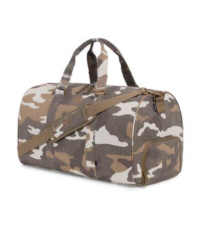 Herschel Novel Canvas Duffle Bag