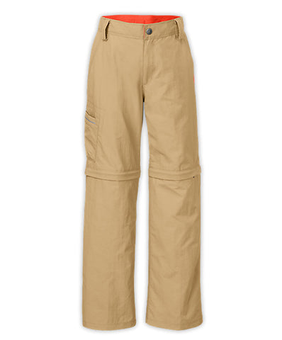 The North Face Boy's Convertable Pant