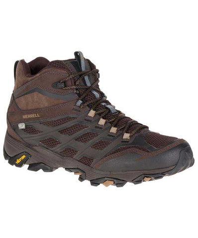 Merrell Men's Moab FST Mid Waterproof Shoes