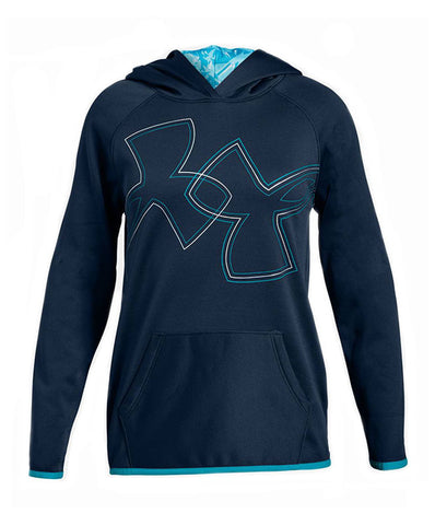 Under Armour Girl's AF Hoofy Dual Logo