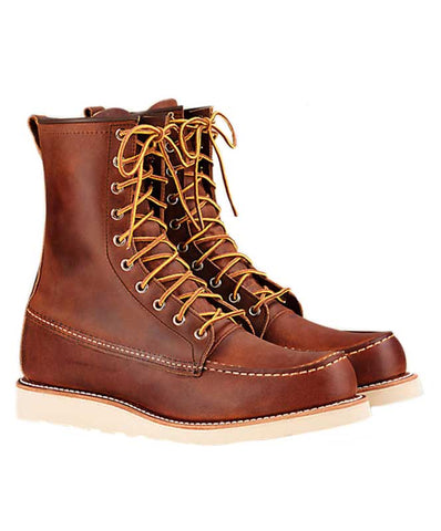 "Red Wing Men's 8"" Classic Moc Toe"