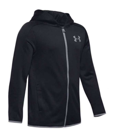 Under Armour Boy's Fleece Full Zip