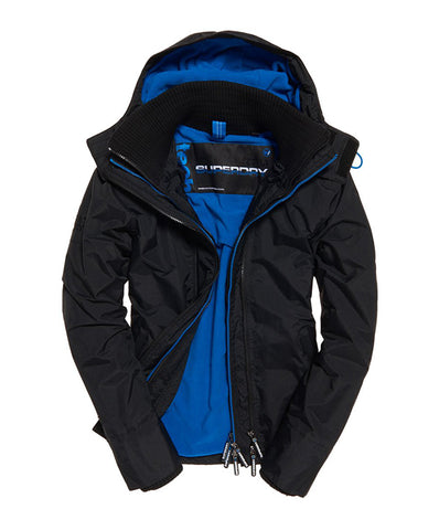 Superdry M PopZip Hooded Arctic Windcheater Jacket