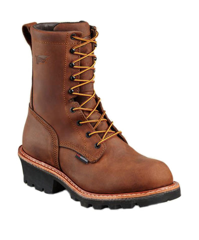 Redwing Men's Loggermax 9 inch Logger Boot