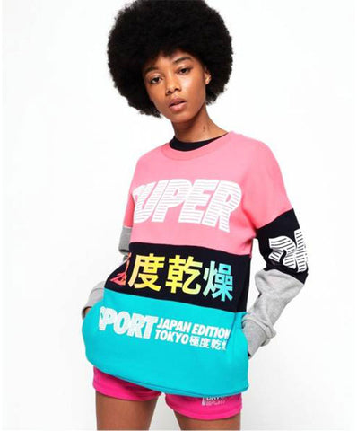 Superdry Women's Japan Edition Crew