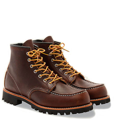 "Red Wing Men's 6"" Classic Moc Boot"
