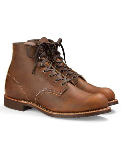 "Red Wing Men's Blacksmith 6"" Leather Boot"