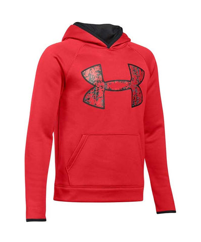 Under Armour Boy's AF Big Logo Hoody