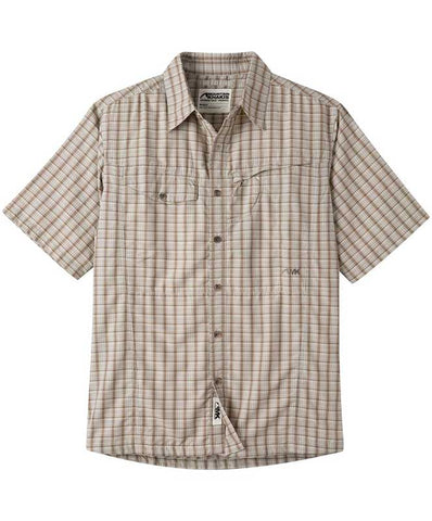 Mountain Khakis Men's Trail Creek S/S Shirt