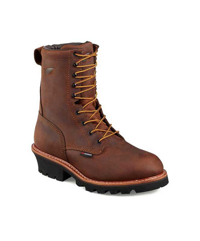 "Redwing Men's Loggermax 9"" Logger Boot"