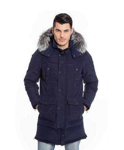 Moose Knuckles Men's Ontario Parka