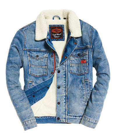Superdry Men's Hacienda Denim Jacket
