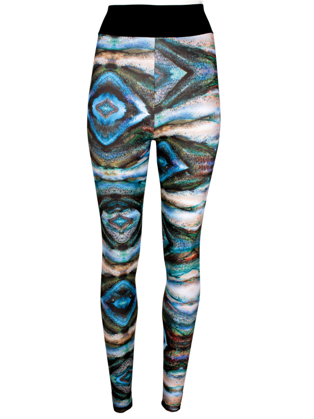 Mona Swims Amitola Leggings